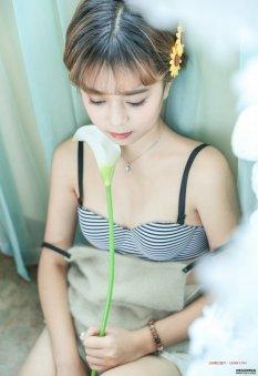 柠檬vivi少女梦幻写真