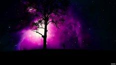 子夜时分星空壁纸下载