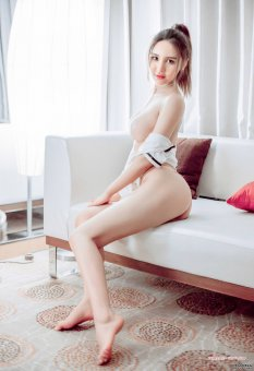 小妮子SOLO-尹菲光影人体