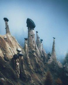 人类文明与自然的交融