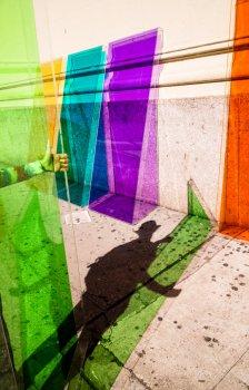 五颜六色的街头摄影集