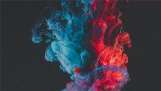 幻彩烟雾创意电脑壁纸