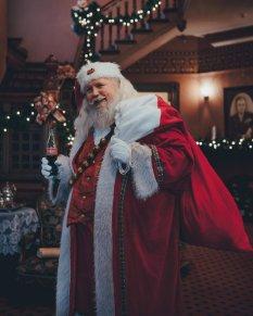把圣诞老人请回家