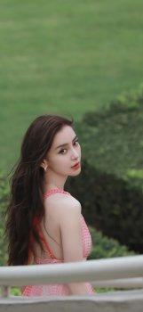 杨颖Angelababy仙女造型