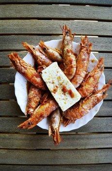 各种做法的大虾
