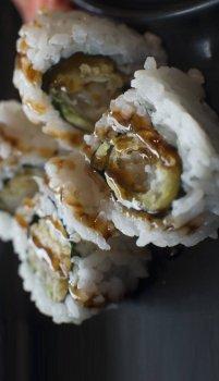 软糯的日本寿司