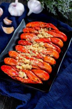 夏日盛宴好吃的小龙虾
