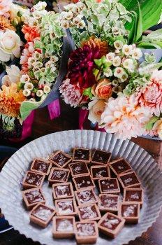 巧克力是浪漫的味道