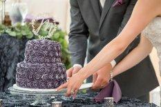 精美的婚礼蛋糕