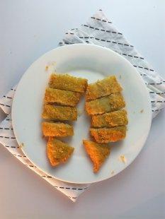 香炸银鳕鱼图片