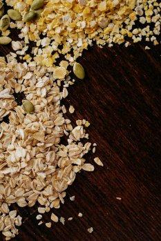 健康燕麦高清图片