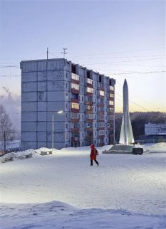 前苏联时代的废墟美学