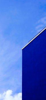 蓝天白云风景高清桌面壁纸