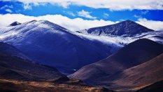 西藏冬天自然风光图片壁纸