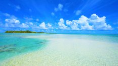 海天一色风光美景壁纸图片