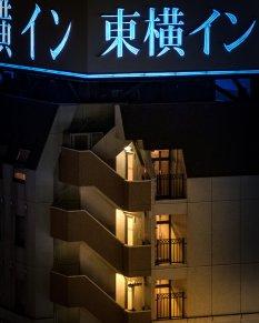 世界末日既视感的东京都市