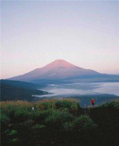 富士山下的人间烟火
