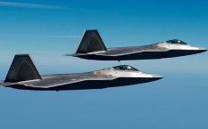 洛克希德马丁F-22战斗机飞
