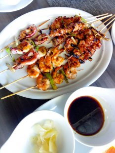 高蛋白低脂肪海鲜菜肴图片