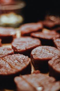 香嫩解馋的牛排图片