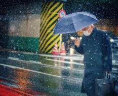 东京,雨天,街头摄影故事